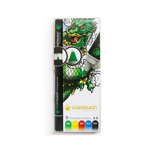 Chameleon Pens Colour Tones 5 pack