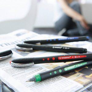 Stabilo Rollerball Pens