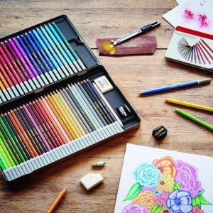 CarbOthello Pastel Pencils